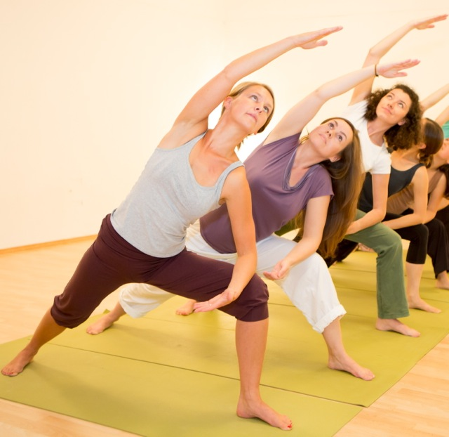 Yoga-Anfängerkurs Wien