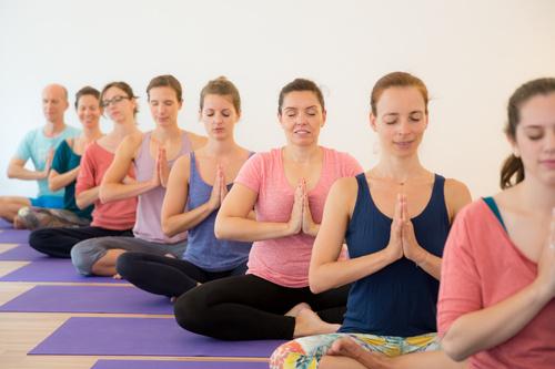 Yoga-Ausbildung