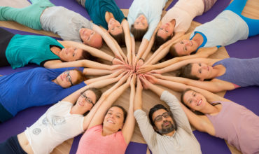 Yoga-Ausbildung in Wien: zertifizierte Yogalehrer-Ausbildung (200 Stunden)