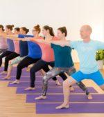 Yoga-Anfängerkurs in Wien: Yoga-Einsteigerkurs am Dienstag um 16 Uhr mit Katharina Rainer-Trawöger