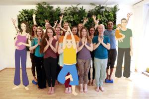 Yoga im FREIRAUM-Institut Wien: wir freuen uns auf Dich!