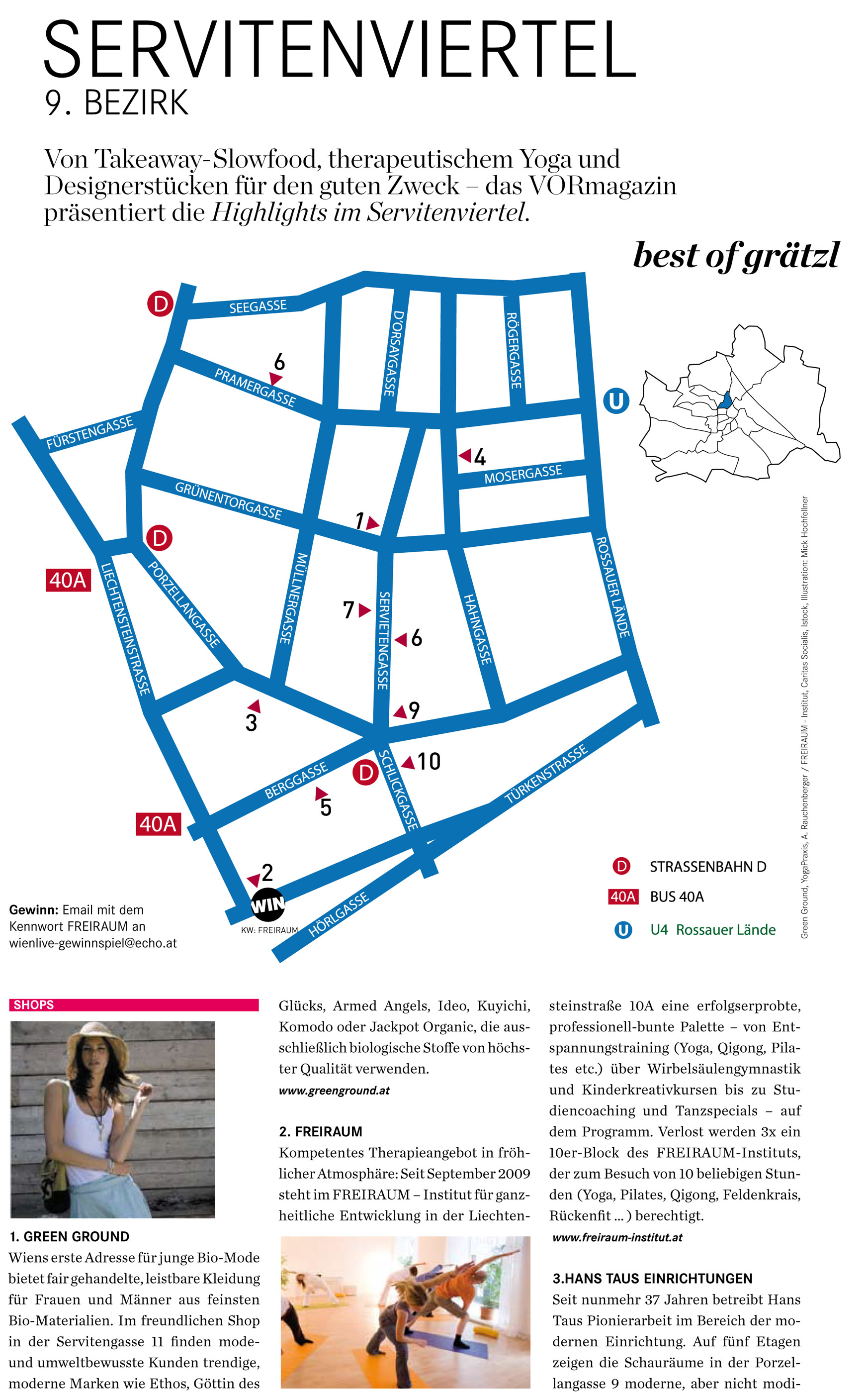 Best of VOR Magazin2010