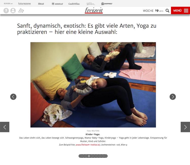 kurier-yoga