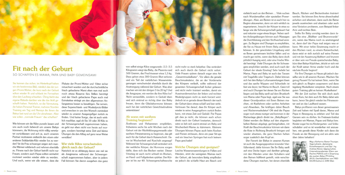 Neues Leben-Winter 2012-Fit nach der Geburt