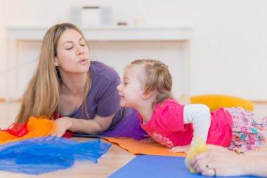 Familien-Yoga: Yoga für die ganze Familie in Wien