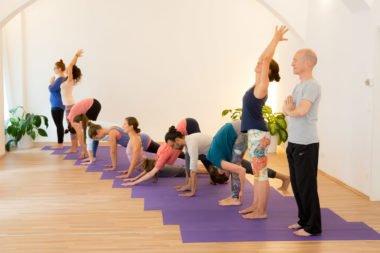 Klassisches Hatha-Yoga in Wien