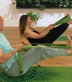 Yoga-Anfänger*innen-Kurs in Wien: Yoga für Einsteiger*innen am Montag um 19 Uhr mit Andreas Rainer