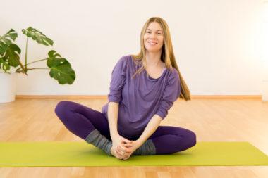 Schwangerschafts-Yoga zur Geburtsvorbereitung in Wien