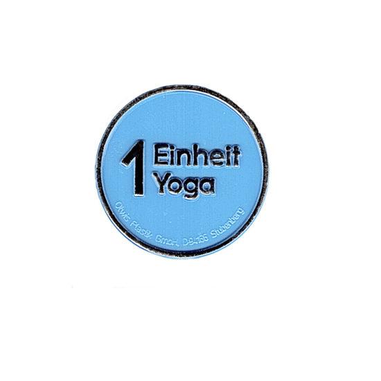 1 Freiraum Yoga Münze