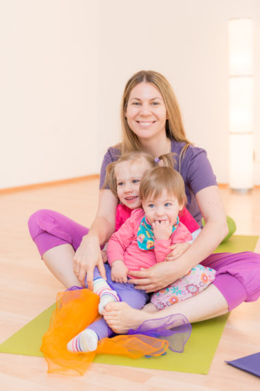 Yoga für Mama und Kind in Wien