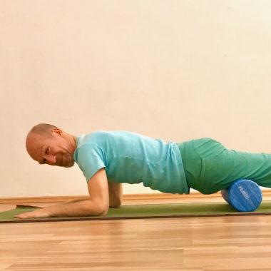 Faszien-Yoga in Wien, dehnbarer und elastischer werden, das Bindegewebe stärken und straffen.
